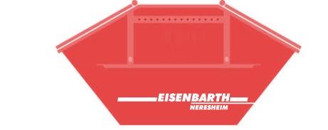 Entsorgungslogistik: 7 Kubik Deckelmulde / Container