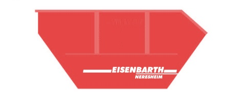 Entsorgungslogistik: Mulde / Container in 10 Kubik