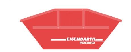 Entsorgungslogistik: Container / Mulde in 7 Kubik